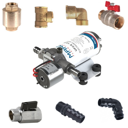 Circuit-eau-potable